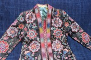 Detial Long Jacket collar