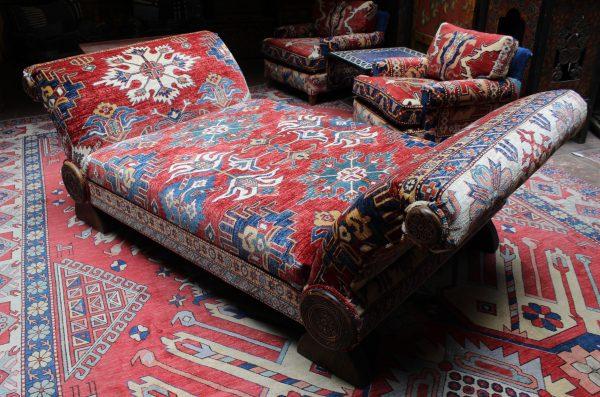 Kazak Doublechaise