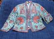Short Suzani Jacket