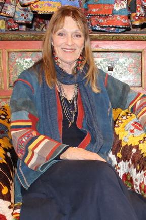 Sylvia Seret at Seret & Sons