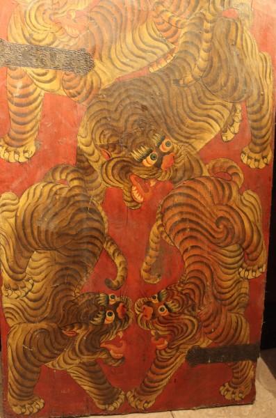 panel Tiger